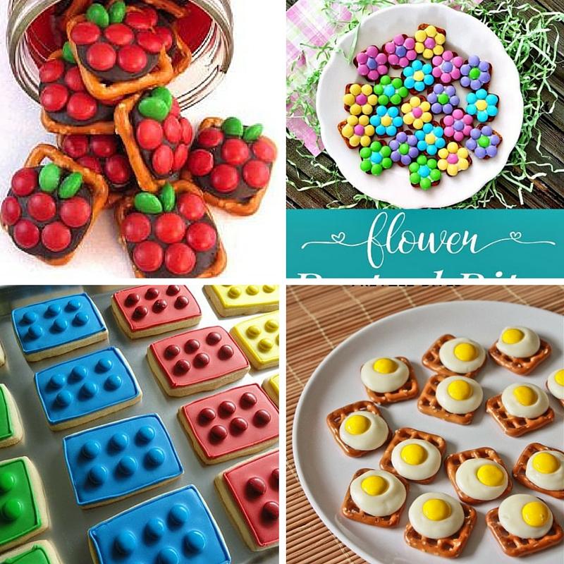 10 Ideias de Biscoitos com M&M's
