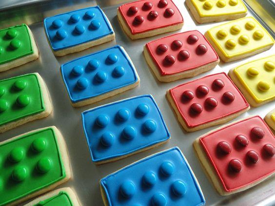 Biscoitos com MMs 4