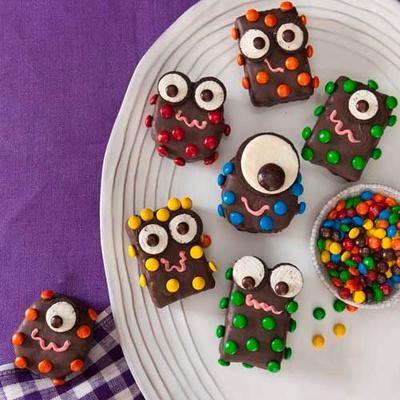 Biscoitos com MMs 5