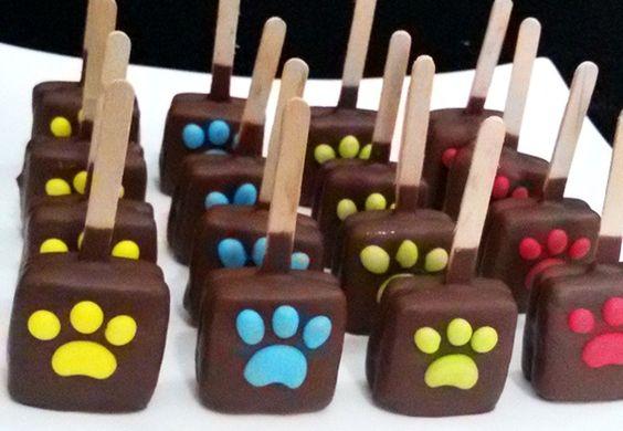Festa Skye Patrulha Canina doce