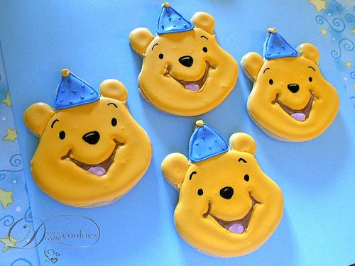 Winnie the Pooh Cookies 3