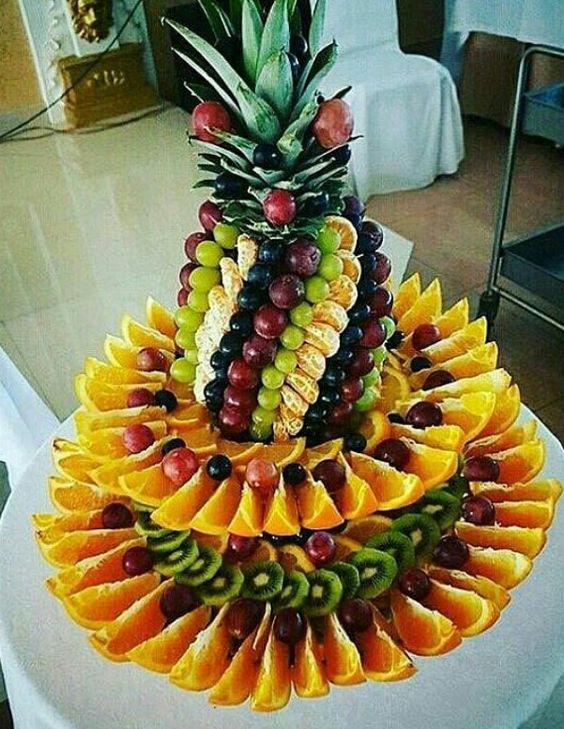 abacaxi aperitivo dicas passo passo 6