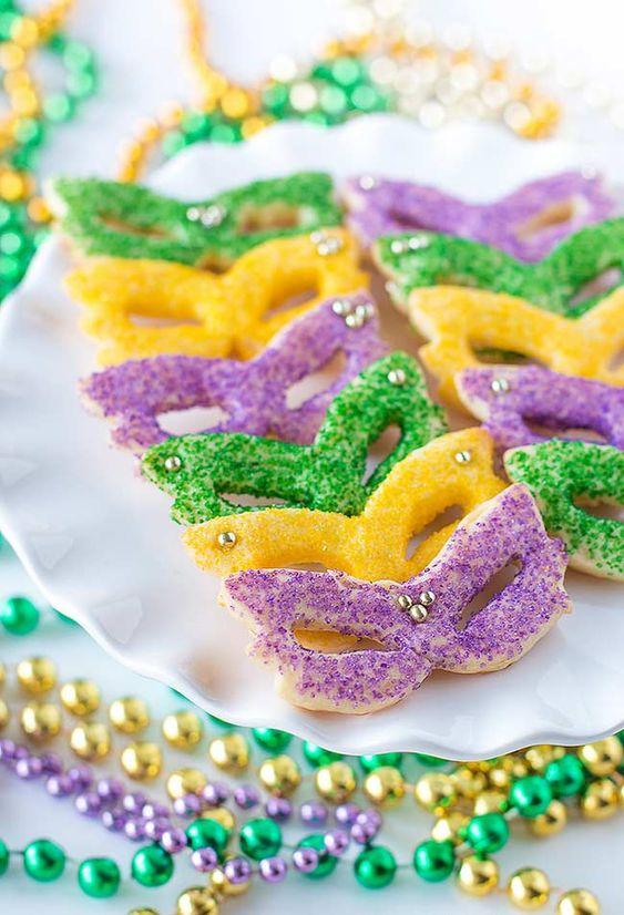 biscoito decorado carnaval 11