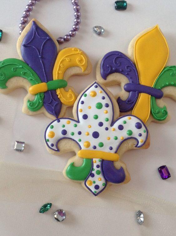 biscoito decorado carnaval 5