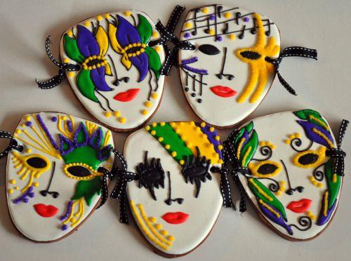 biscoito decorado carnaval 8