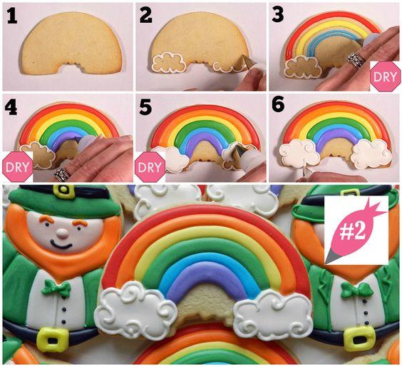 biscoitos arco iris 6