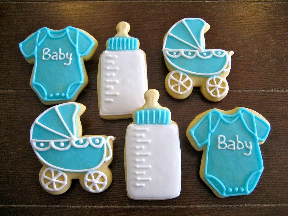 biscoitos cha bebe