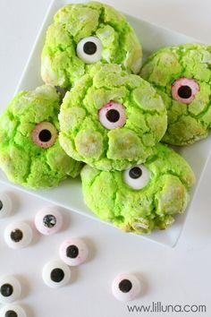 Doces para o Halloween- Ideias e receita