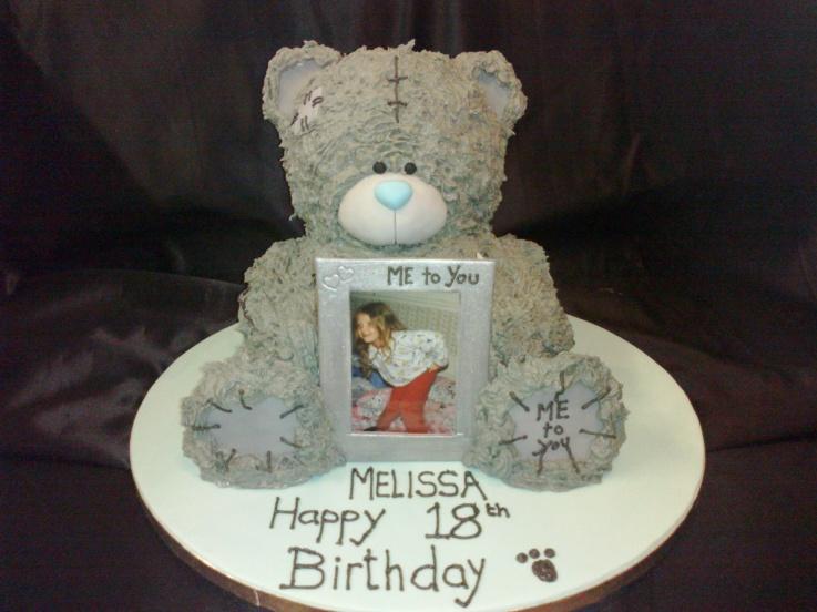 bolo Me to you ou Tatty Teddy aniversario