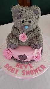 bolo Me to you ou Tatty Teddy rosa