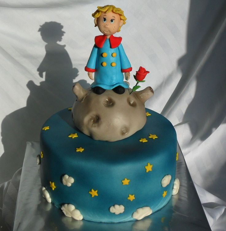 bolo aniversario pequeno principe