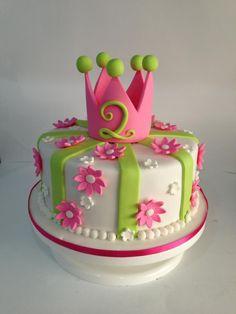 bolo aniversario princesa 1