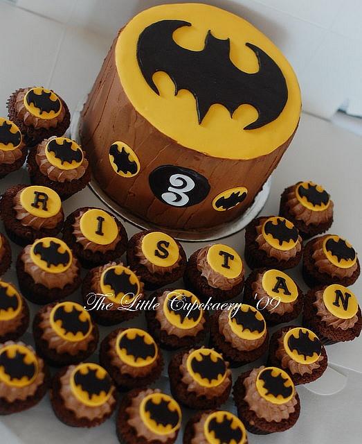 12 Bolos Do Batman Dicas De Festa