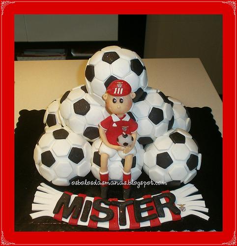 bolo bola futebol 2