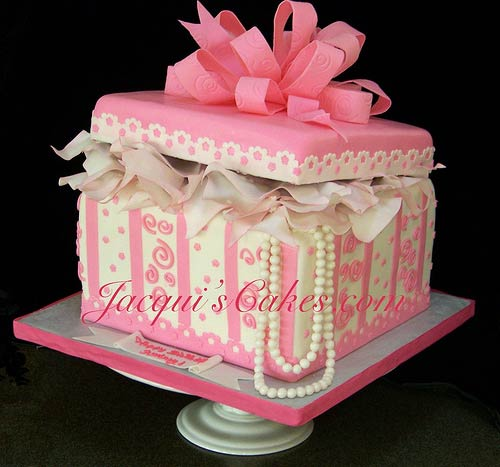 bolo caixa