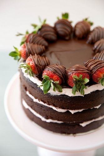 bolo casamento chocolate 1