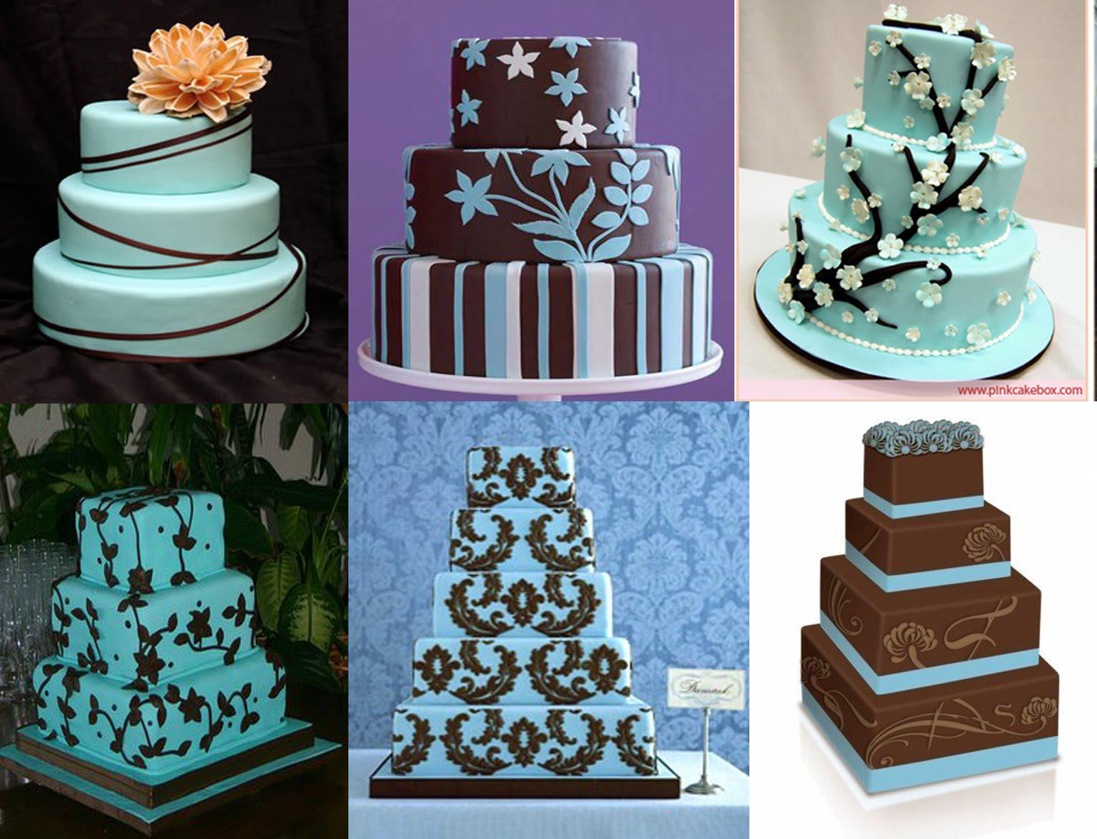bolo casamento chocolate azul
