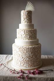 bolo casamento com renda