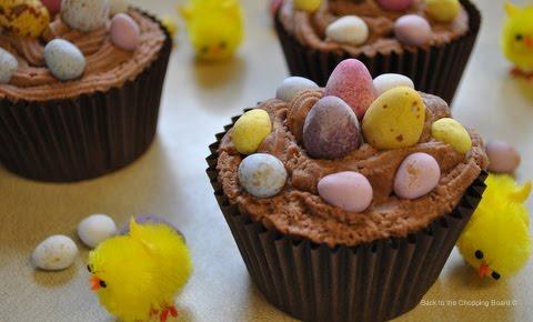 bolo cupcake ovos
