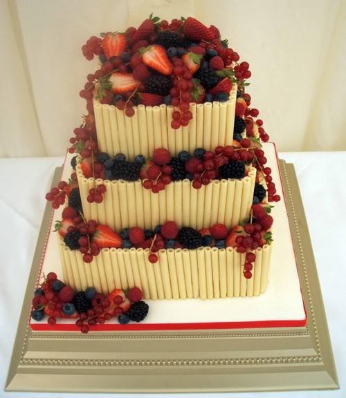 bolo de casamento chocolate