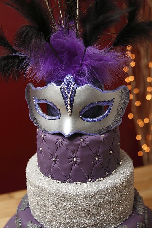 bolo decorado carnaval 6