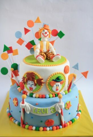 bolo decorado carnaval 8
