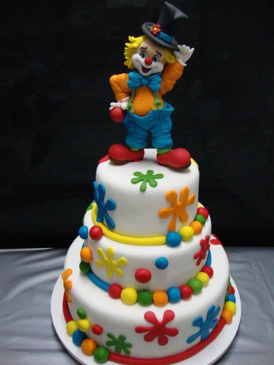 bolo decorado carnaval 9