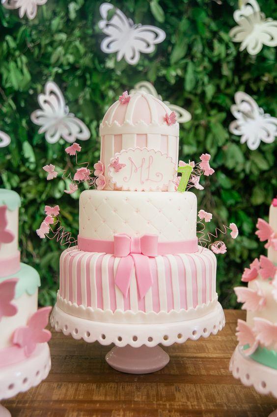 bolo decorado jardim secreto 7