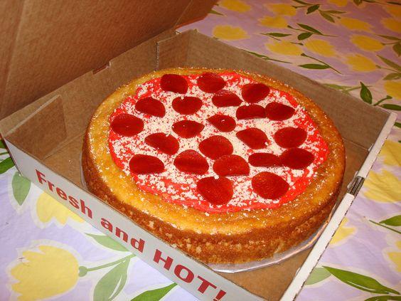 bolo decorado pizza 5