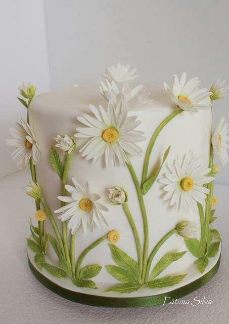 bolo decorado primavera 2