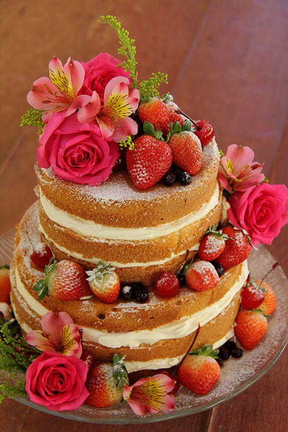 bolo decorado primavera 6