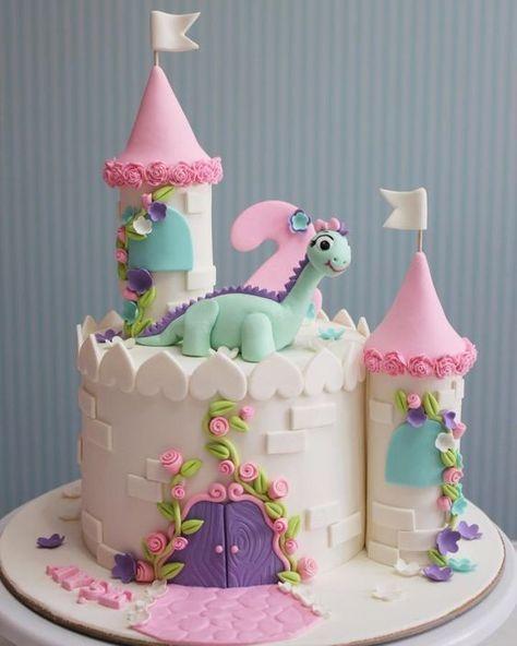 bolo decorado princesa 4