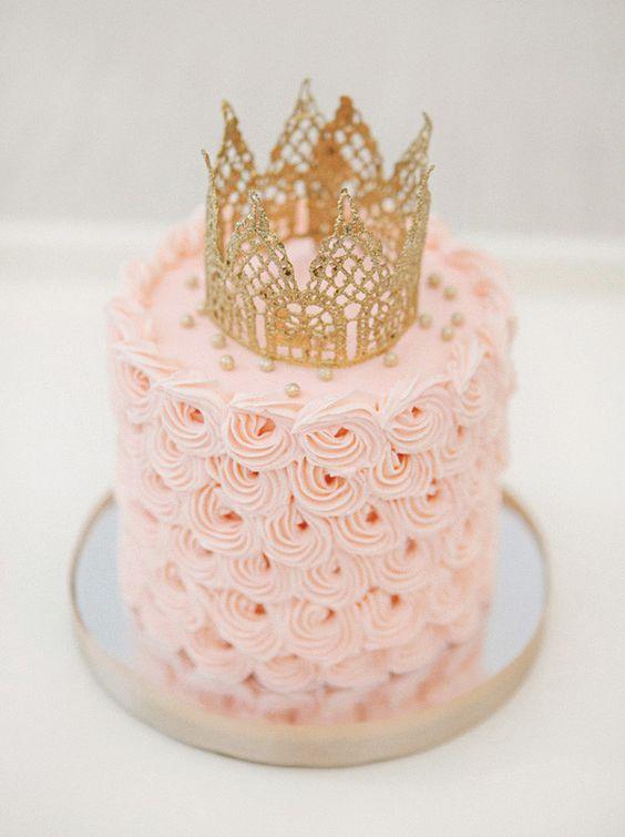bolo decorado princesa 6
