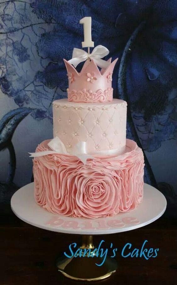 bolo decorado princesa 7
