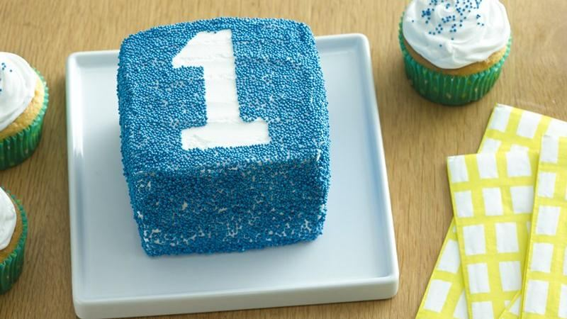 bolo decorado smash cake 10
