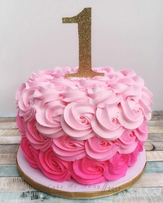 bolo decorado smash cake 4