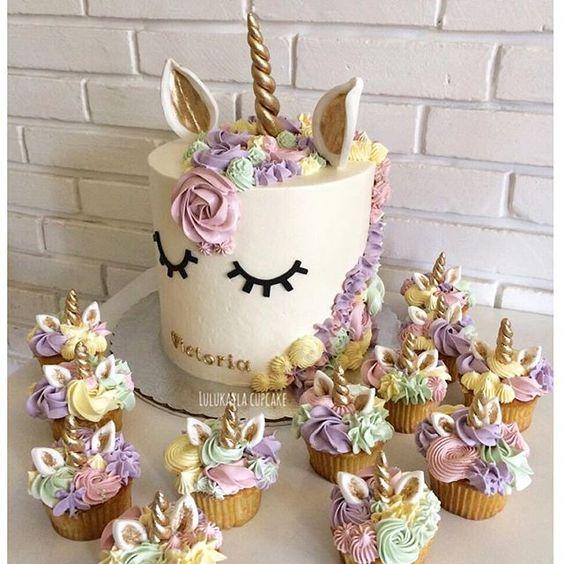 do it for her template - 10 bolos decorados de unic rnio