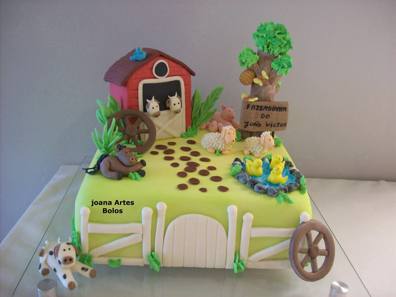 bolo fazenda