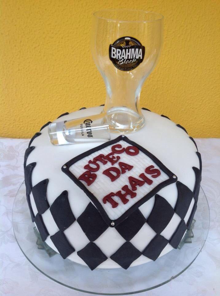 bolo festa boteco
