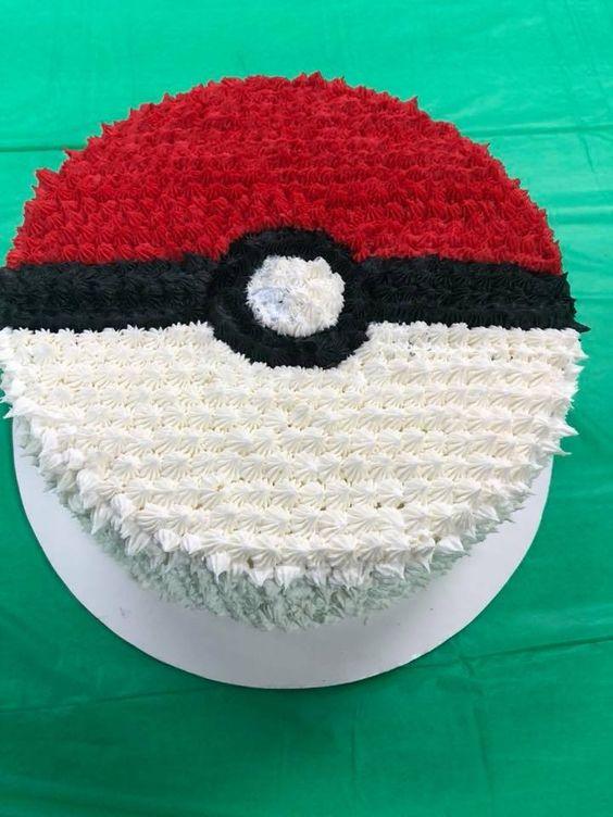 bolo festa pokemon 10