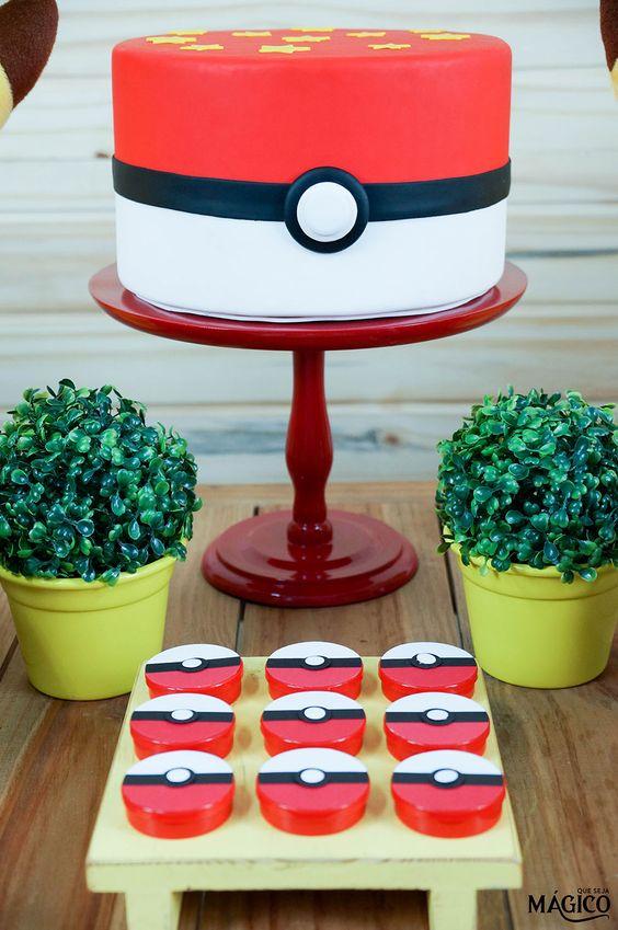 bolo festa pokemon 2