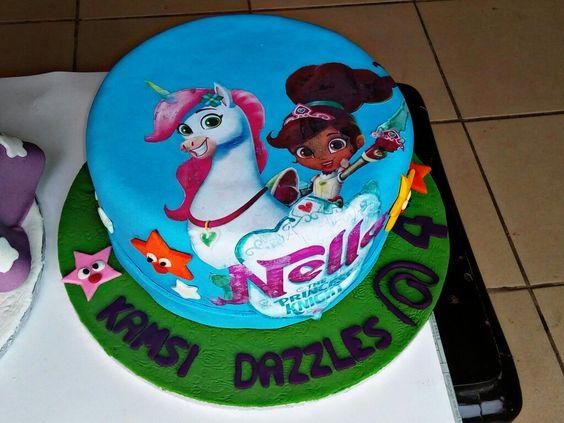 bolo festa princesa nella redondo