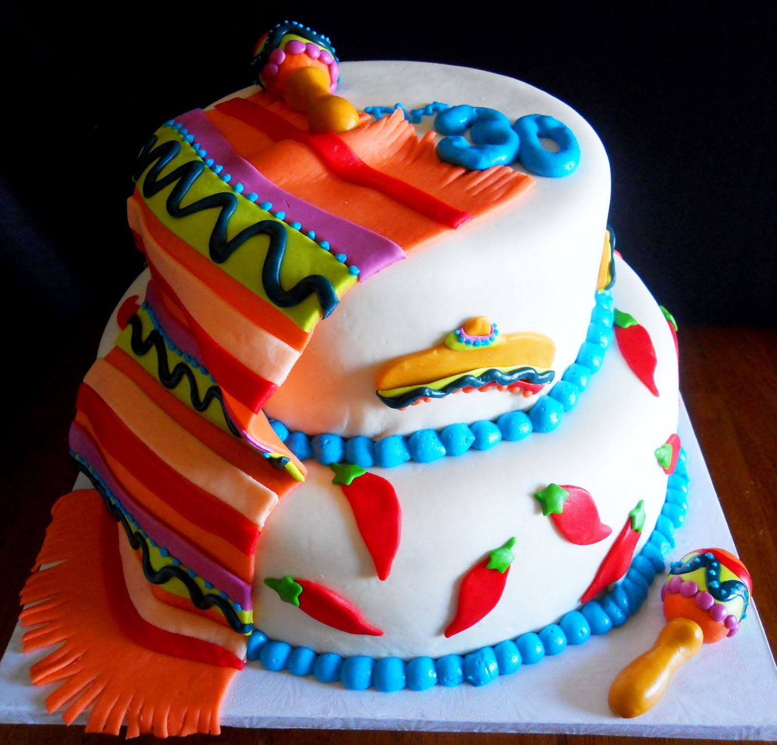 bolo fiesta mexicana