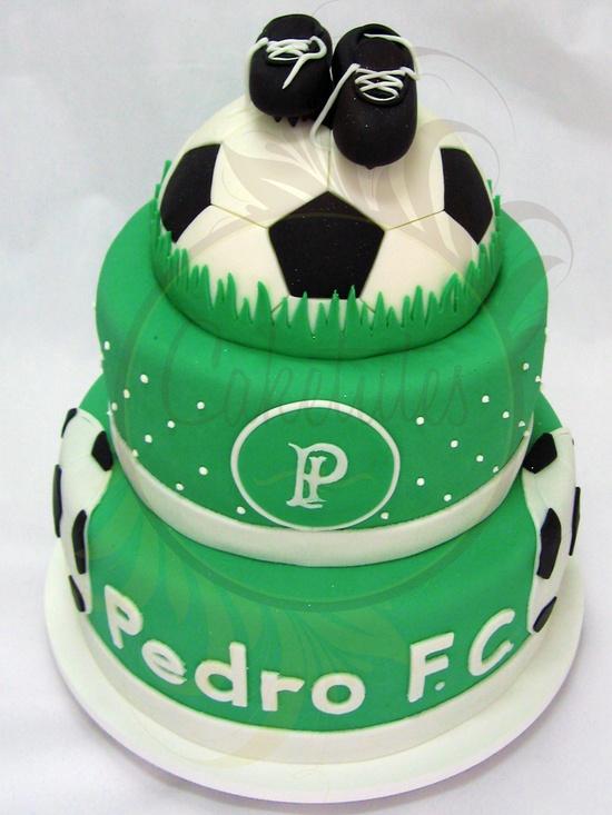 bolo futebol time