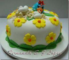 bolo infantil galinha pintadinha