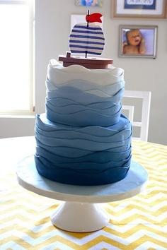 bolo marinheiro barco