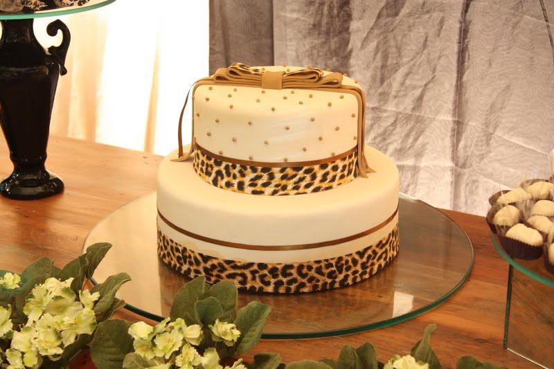 bolo mulher tigre