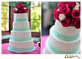 bolo noiva azul flores
