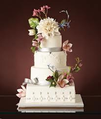 bolo noiva decorado com flores