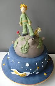 bolo pequeno principe decorado